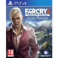 Far Cry 4 Complete Edition PS4 Game