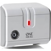 One for All 1 Way TV Signal Booster