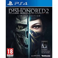 Dishonored 2 Limited Edition PS4 Game (Imperial Assassin's DLC)