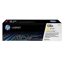 HP CE322A (128A) Toner yellow, 1.3K pages