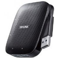 TP-LINK UH400 4-Port USB 3.0 Hub Black