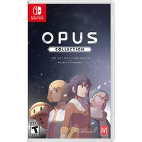 OPUS Collection The Day We Found Earth + Rocket of Whispers Nintendo Switch Game