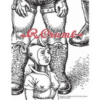 R. Crumb From Undergrounds To Genesis Hardcover