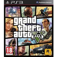 Grand Theft Auto GTA V (Five 5) (with Atomic Blimp DLC Code) Game
