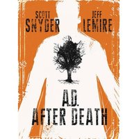 A.D. After Death Hardcover