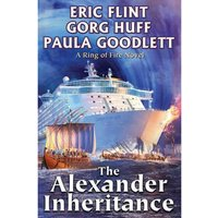 Ring Of Fire Alexander Inheritance Hardcover