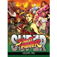 Super Street Fighter Volume 2 Hyper Fighting Hardcover