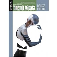 The Death-Defying Dr. Mirage Deluxe Edition Book 1