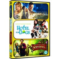 Stardust/Hotel For Dogs/The Spiderwick Chronicles DVD