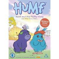 Humf Vol 3 Humf and the Fluffy Thing DVD