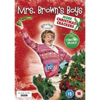 Mrs Browns Boys More Christmas Crackers DVD