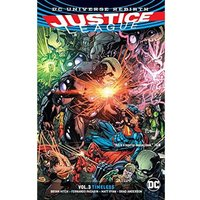 Justice League Rebirth: Volume 3: Timeless