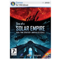 Sins Of A Solar Empire Game
