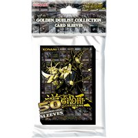 Yu-Gi-Oh! Golden Duelist Collection Card Sleeves (50 Pack)
