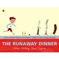 The Runaway Dinner by Allan Ahlberg (Paperback, 2007)