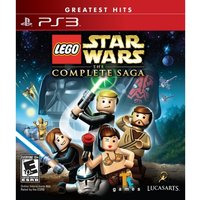 Lego Star Wars The Complete Saga Game (Greatest Hits)