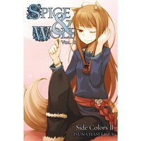 Spice and Wolf, Vol. 11: Side Colors II (light novel)