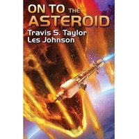 On To The Asteroid Hardcover