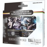 Final Fantasy TCG 2-Player Starter Set Wraith vs Knight