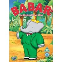 Babar The Missing Crown Affair Carry Case DVD