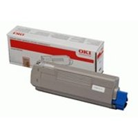 OKI 44315308 Toner black, 8K pages
