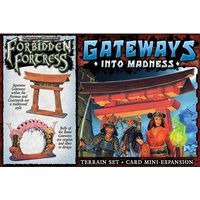 Shadows of Brimstone Gateways into Madness Expansion