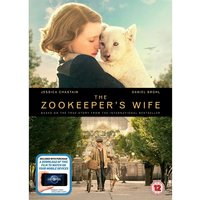 The Zookeeper's Wife DVD