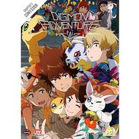 Digimon Adventure Tri - The Movie, Part 3: Confession DVD