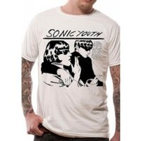 Sonic Youth Goo T-Shirt X-Large - White