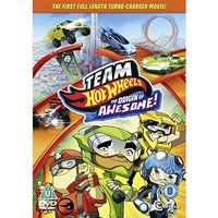 Team Hot Wheels: The Origin Of Awesome! DVD