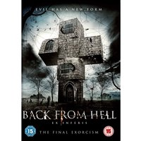 Back From Hell DVD