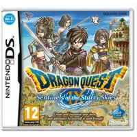 Dragon Quest IX 9 Sentinels of the Starry Skies Game