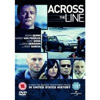 Across The Line: The Exodus Of Charlie Wright DVD