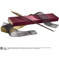 Nicolas Flamel Wand (Fantastc Beasts The Crimes of Grindelwald) In Collectors Box by Noble Collection