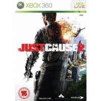 Just Cause 2 Limited Edition Game