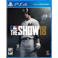 MLB The Show 18 Game PS4 (#)