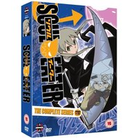 Soul Eater Complete Series Box Set Episodes 1-51 DVD