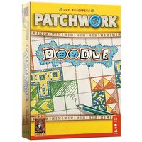Patchwork Doodle Board Game