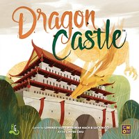 Dragon Castle Board Game