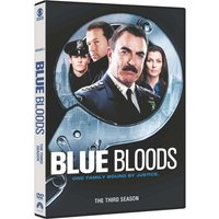 Blue Bloods The Third Season DVD