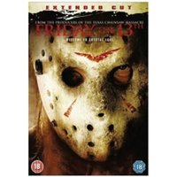 Friday The 13th Extended Cut DVD