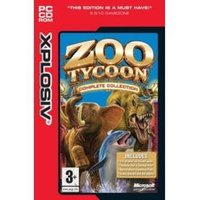 Ex-Display Zoo Tycoon Complete Collection Game