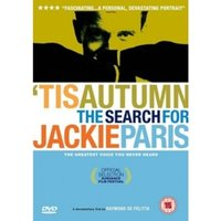 Tis Autumn The Search For Jackie Paris DVD