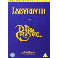 The Dark Crystal / Labyrinth DVD