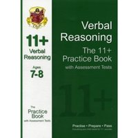 11+ Verbal Reasoning Practice Book with Assessment Tests Ages 7-8 (for Gl & Other Test Providers)
