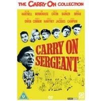 Carry On Sergeant DVD