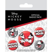 Mickey Mouse Badge Pack