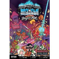 Epic Spell Wars of the Battle Wizards 4 III Panic at the Pleasure Palace
