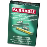 Ex-Display Scrabble Scoring Markers & Racks