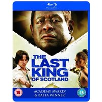 The Last King of Scotland Blu-ray